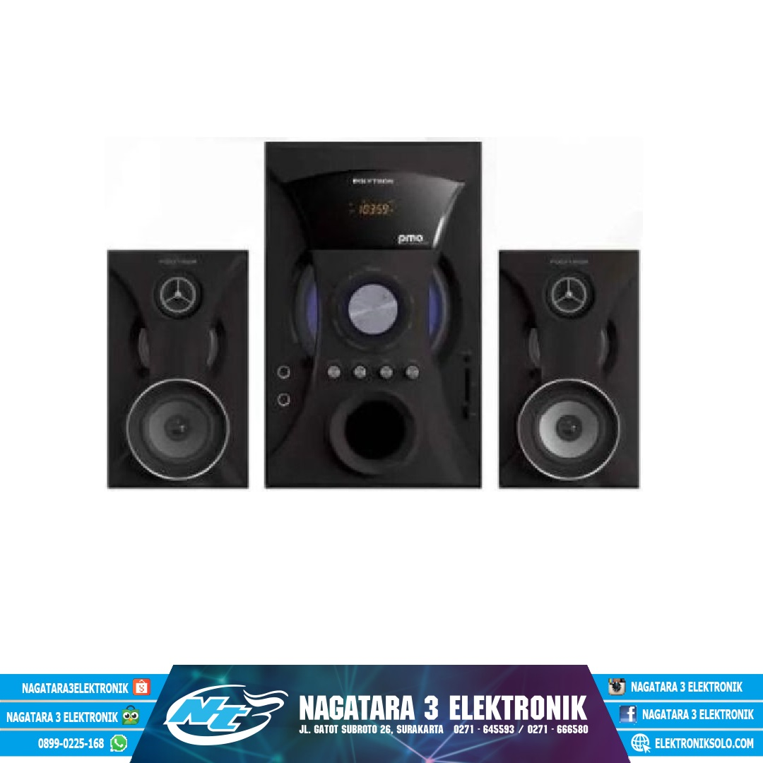 POLYTRON PMA-9505/BA